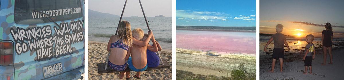 Glimt af verden | Rejser med børn